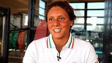 Linda: l'Olimpiade è il sogno di una vita
