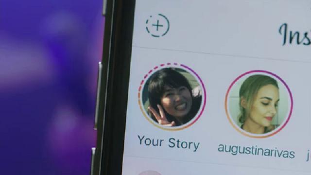 Instagram: foto e video diventano una storia con Instagram Stories
