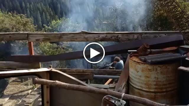 Faida Di Pin Esplosione In Un Pollaio Video Il Trentino