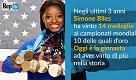Simone Biles, tenacia e fantasia. Chi è la nuova stella della ginnastica artistica