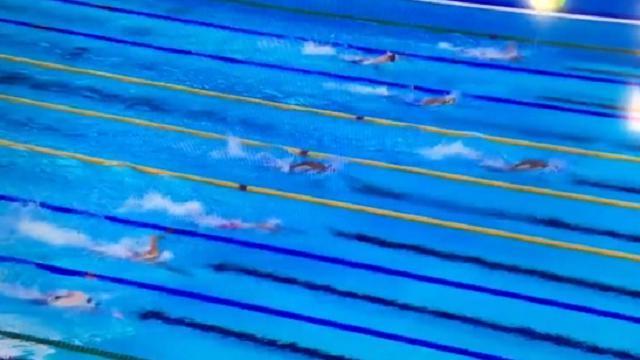 Rio 2016, gaffe del cronista canadese: ''Phelps è fuori''