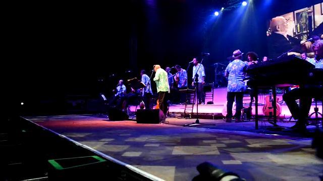 Il concerto di Renzo Arbore a Lignano