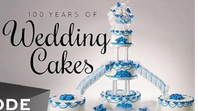 Multipiano o decorate con i fiori un secolo di torte nuziali