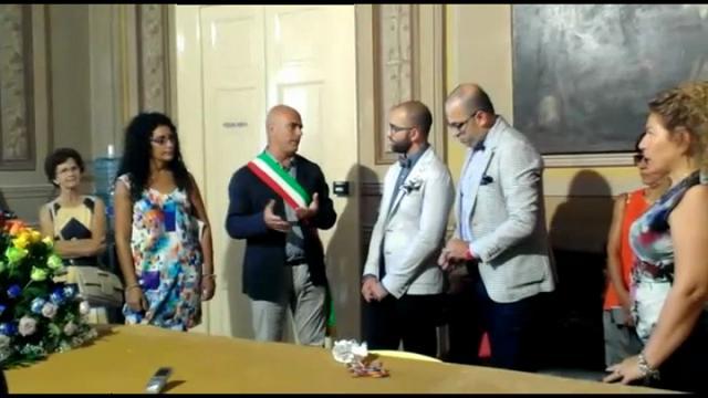 Domenico e Roberto, il primo 'sì' di una coppia gay in provincia di Bari
