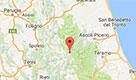 Terremoto, la mappa dello sciame sismico in Centro Italia