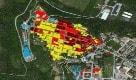Terremoto, i danni casa per casa: la mappa satellitare di Copernicus