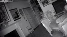 Terremoto, la scossa nel salotto di casa a Folignano
