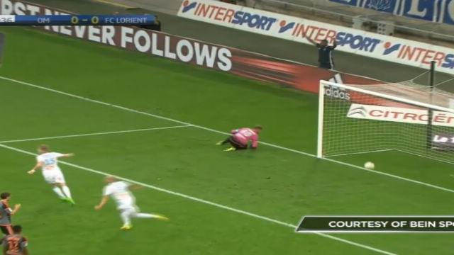 Marsiglia, Cabella punisce il Lorient