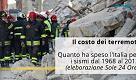 Il costo dei terremoti negli ultimi 50 anni