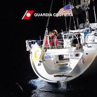 Migranti, Calabria: salvataggio 45 persone a bordo di una barca a vela