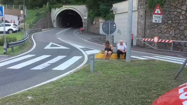 Bolzano: incidente mortale nella galleria di Cardano
