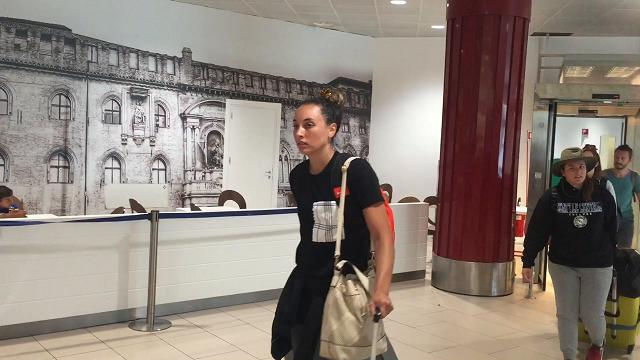 Pernilla Hanson è sbarcata in Italia