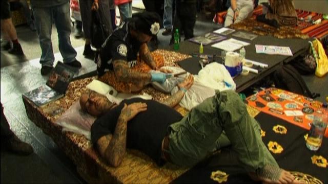 Londra, tatuaggi che passione: al via la più grande convention al mondo