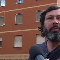 """Via Farnesina, amministratore: """"Lo stabile andrà demolito, spese a carico dei condomini"""""""