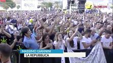 Italia 5 stelle, Giannini: La contro-svolta di Palermo. Torna il Grillo da combattimento