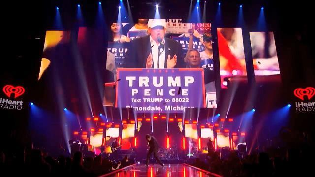 Gli U2 contro Trump: ''Cosa abbiamo da perdere? Tutto''