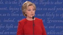 Usa 2016, Hillary: Trump ritiene i cambiamenti climatici una farsa