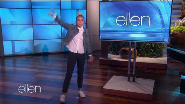 Usa, The Ellen DeGeneres Show: Ellen è malata, la sostituisce Miley Cyrus