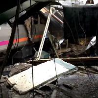Usa, incidente ferroviario a Hoboken: la stazione dopo lo schianto