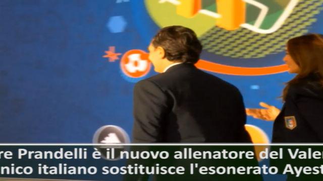 Ufficiale, Prandelli riparte dal Valencia
