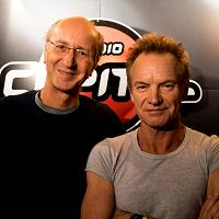 Sting a Radio Capital (1 di 3)