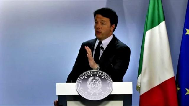 """Manovra, Renzi: """"Procedura infrazione Ue vada a chi non rispetta patti sull'immigrazione, non a noi"""""""
