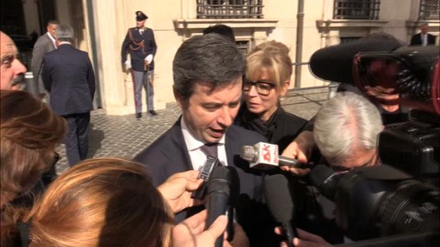 """Anm da Renzi, Orlando: """"Confronto franco e clima positivo. Non è stato dialogo tra sordi"""""""