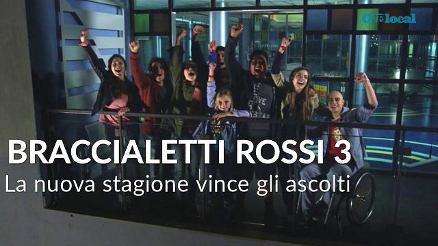 Braccialetti Rossi 3: la nuova stagione vince gli ascolti