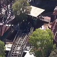 Australia, incidente nel parco divertimenti: quattro morti