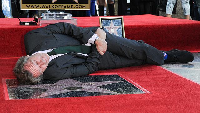 Hollywood: una stella sulla Walk of Fame per Doctor House