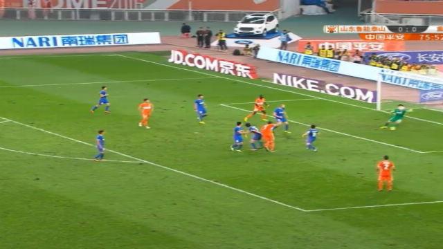 Pellè gol, sembra van Basten!