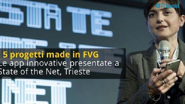 State of the Net, cinque app da tenere d'occhio in Friuli Venezia Giulia
