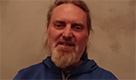 """Thomas Frank, 52, East Chicago (Indiana) """"I will vote for Jill Stein, to give power back to people"""""""