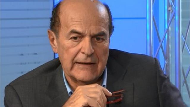 Bersani: voto No non per risentimento, non mi si dica traditore