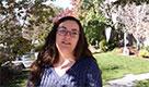 """Alyssa, 22 anni, Provo (Utah): """". Io voto per Evan McMullin perché rappresenta i miei valori"""""""