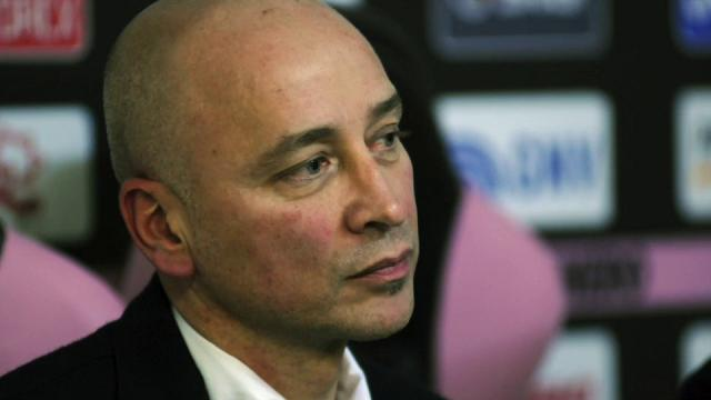Caos Palermo: Corini si dimette. Ora palla a Zamparini