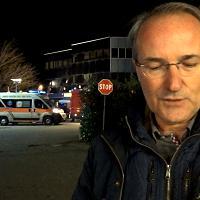 Incendio in un laboratorio di analisi a Serravalle Pistoiese