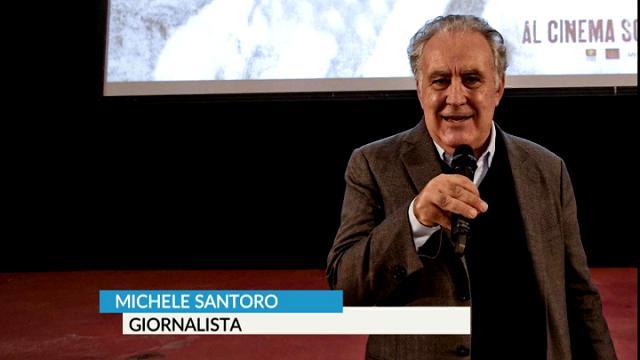 """Santoro contro Di Battista: """"Io radical chic? Lui è figlio di un impiegato fascista"""""""