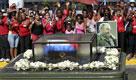 Cuba, le ceneri di Fidel Castro arrivano a Santiago