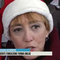Ventimila Babbi Natale per augurare buone feste ai bimbi ricoverati in ospedale