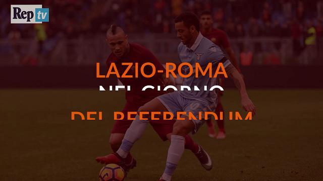 Lazio-Roma, il folle doppio passo di Wallace nel giorno del referendum