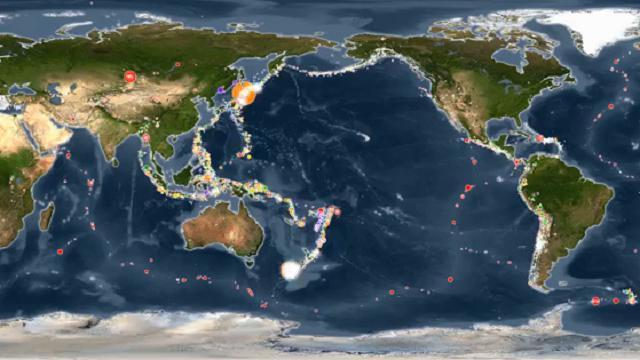 I terremoti dei primi 15 anni del millennio