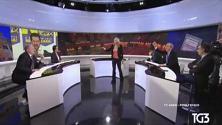 """Referendum, volano insulti tra Rondolino e Gasparri: """"Sei un poveraccio, vergognati"""""""