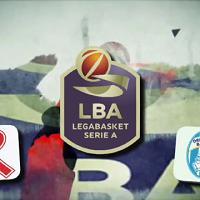 Basket, serie A: Reggio Emilia-Capo d'Orlando 80-70
