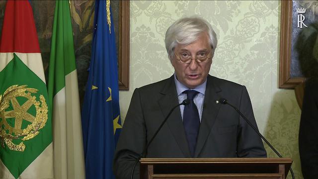 """Crisi di governo, segretario Quirinale: """"Renzi si è dimesso, resta per gli affari correnti"""""""