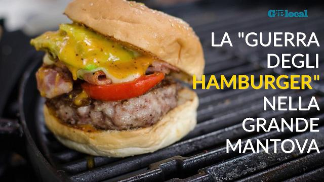 """La """"guerra degli hamburger"""" nella Grande Mantova: grandi catene all'assalto"""