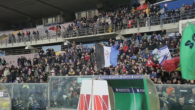 Pisa, inizia l'era Corrado: spettacolo all'Arena, in 5mila per l'allenamento