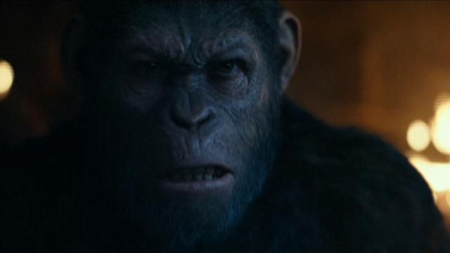 """Torna il Pianeta delle Scimmie: il trailer di """"War"""", terzo film della saga"""