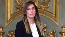Maria Elena Boschi, un mese vissuto pericolosamente