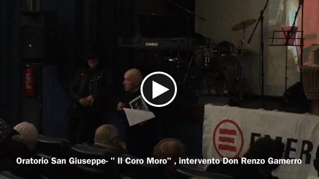Ivrea, il CoroMoro canta per l'integrazione - La Sentinella del Canavese